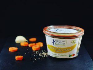 Sarrasin aux légumes d'automne sans gluten