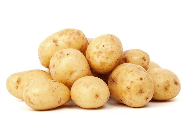 y a t il du gluten dans les pommes de terre?