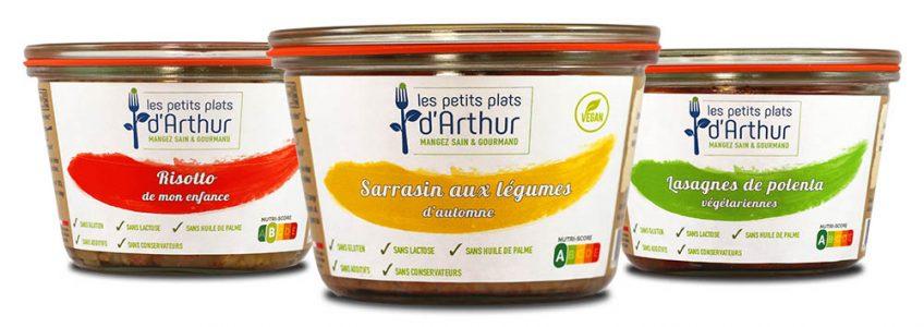 Les petits plats d'arthur, solution sécurisée face au coronavirus