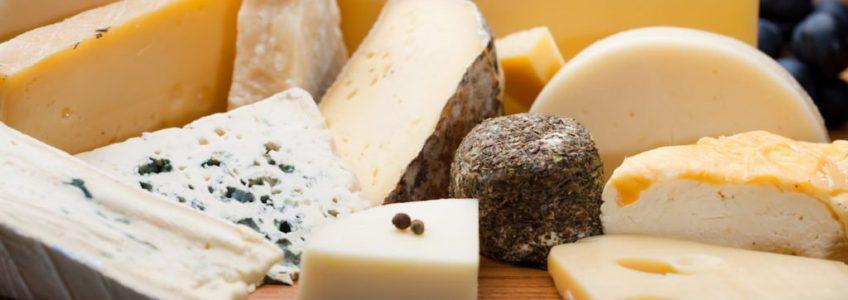 Le fromage contient beaucoup de lactose