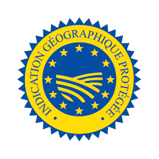 Il s'agit du logo du label des Indications géographiques protégées.