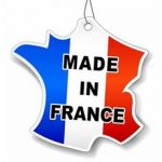You can find this flag on the packaging of products that are stamped Made in France.