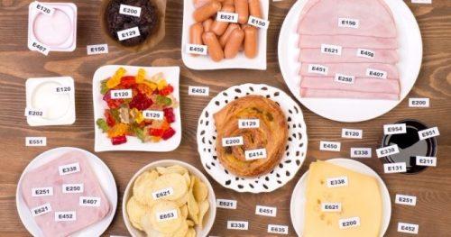Les produits du quotidien que nous consommons sont des produits contenant, la plupart du temps, des additifs de toutes sortes.