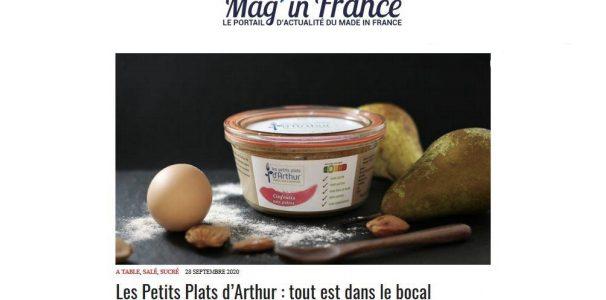 Les PPA sur le blog de Mag'in France
