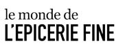 Logo Le Monde de l'Epicerie Fine